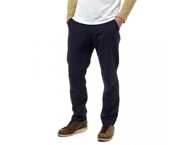 Craghoppers NosiLife Mercier - Pantalones de Trekking Hombre - Regular azul